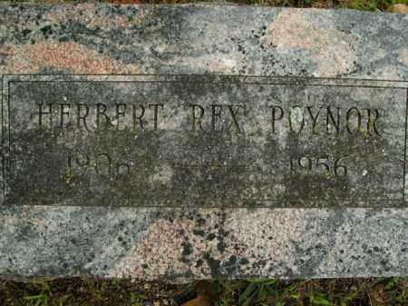 POYNER, HERBERT REX - Boone County, Arkansas | HERBERT REX POYNER - Arkansas Gravestone Photos