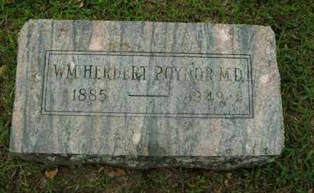 POYNER, WILLIAM HERBERT, MD - Boone County, Arkansas | WILLIAM HERBERT, MD POYNER - Arkansas Gravestone Photos