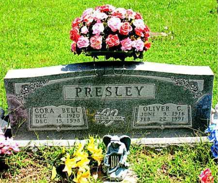 PRESLEY, CORA BELL - Boone County, Arkansas | CORA BELL PRESLEY - Arkansas Gravestone Photos