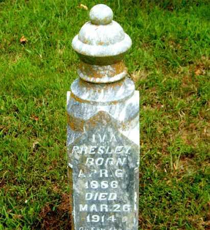 PRESLEY, IVA - Boone County, Arkansas | IVA PRESLEY - Arkansas Gravestone Photos