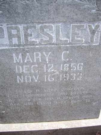 PRESLEY, MARY C. - Boone County, Arkansas | MARY C. PRESLEY - Arkansas Gravestone Photos