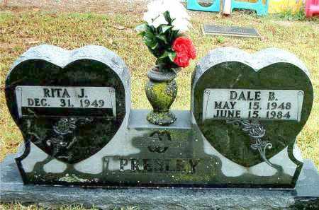 PRESLEY, DALE B. - Boone County, Arkansas | DALE B. PRESLEY - Arkansas Gravestone Photos