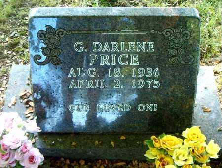 PRICE, GLENDA DARLENE - Boone County, Arkansas | GLENDA DARLENE PRICE - Arkansas Gravestone Photos