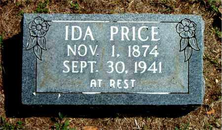 PRICE, IDA - Boone County, Arkansas | IDA PRICE - Arkansas Gravestone Photos