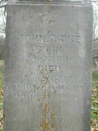 PRICE, JOHN - Boone County, Arkansas | JOHN PRICE - Arkansas Gravestone Photos