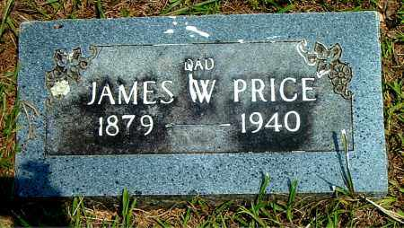 PRICE, JAMES  W. - Boone County, Arkansas | JAMES  W. PRICE - Arkansas Gravestone Photos