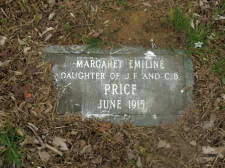 PRICE, MARGARET EMILINE - Boone County, Arkansas | MARGARET EMILINE PRICE - Arkansas Gravestone Photos
