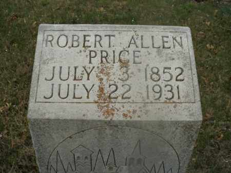 PRICE, ROBERT ALLEN - Boone County, Arkansas | ROBERT ALLEN PRICE - Arkansas Gravestone Photos