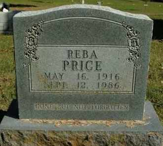 PRICE, REBA - Boone County, Arkansas | REBA PRICE - Arkansas Gravestone Photos