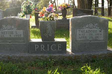 PRICE, THEADORE W. - Boone County, Arkansas | THEADORE W. PRICE - Arkansas Gravestone Photos