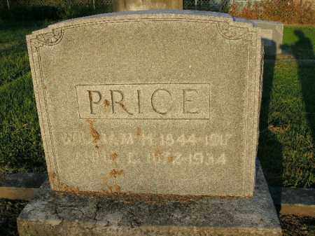 PRICE (VETERAN CSA), WILLIAM HAMPTON - Boone County, Arkansas | WILLIAM HAMPTON PRICE (VETERAN CSA) - Arkansas Gravestone Photos