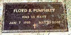 PUMPHREY  (VETERAN), FLOYD R. - Boone County, Arkansas | FLOYD R. PUMPHREY  (VETERAN) - Arkansas Gravestone Photos