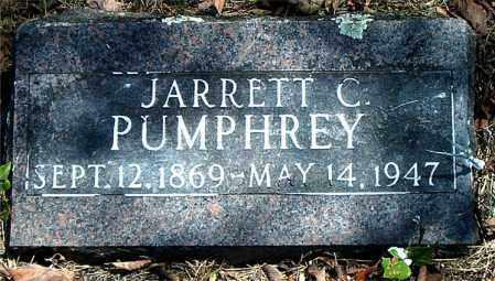 PUMPHREY, JARRETT  C. - Boone County, Arkansas | JARRETT  C. PUMPHREY - Arkansas Gravestone Photos