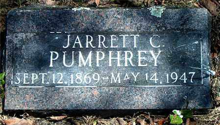PUMPHREY, JARRETT  C. - Boone County, Arkansas | JARRETT  C. PUMPHREY - Arkansas Gravestone Photos