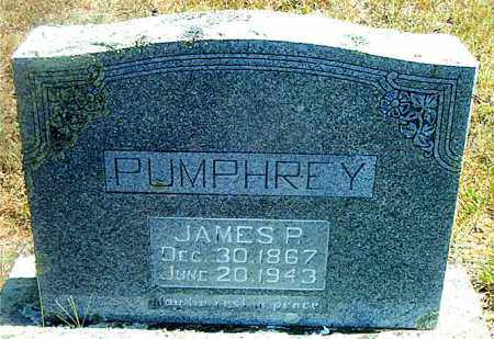 PUMPHREY, JAMES  P. - Boone County, Arkansas | JAMES  P. PUMPHREY - Arkansas Gravestone Photos