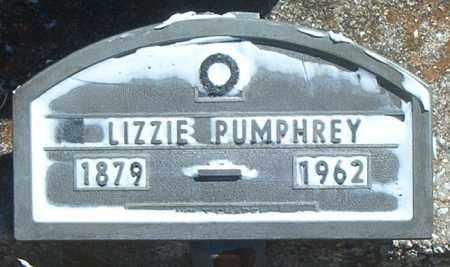 PUMPHREY, LIZZIE - Boone County, Arkansas | LIZZIE PUMPHREY - Arkansas Gravestone Photos