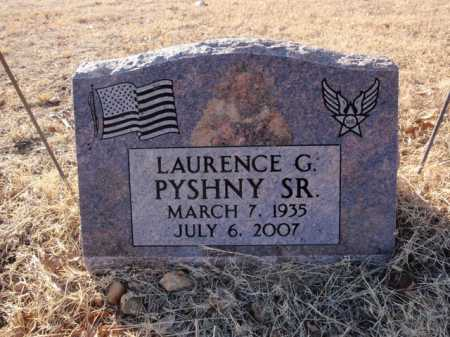 PYSHNY, LAWRENCE (LARRY)  SR. - Boone County, Arkansas | LAWRENCE (LARRY)  SR. PYSHNY - Arkansas Gravestone Photos