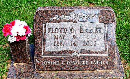 RAMEY, FLOYD O - Boone County, Arkansas | FLOYD O RAMEY - Arkansas Gravestone Photos
