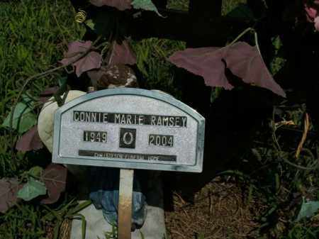 RAMSEY, CONNIE MARIE - Boone County, Arkansas | CONNIE MARIE RAMSEY - Arkansas Gravestone Photos