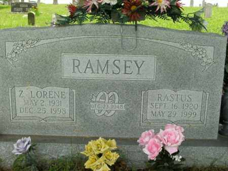 RAMSEY, RASTUS - Boone County, Arkansas | RASTUS RAMSEY - Arkansas Gravestone Photos