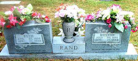 RAND, RUTH J. - Boone County, Arkansas | RUTH J. RAND - Arkansas Gravestone Photos