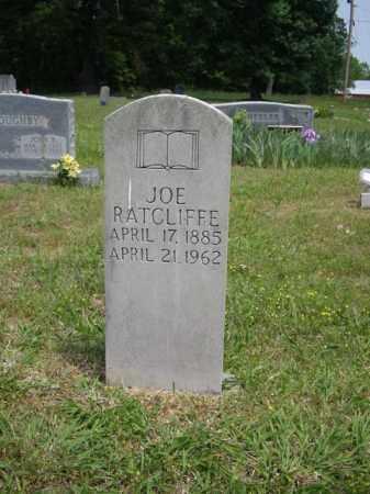 RATCLIFFE, JOE - Boone County, Arkansas | JOE RATCLIFFE - Arkansas Gravestone Photos