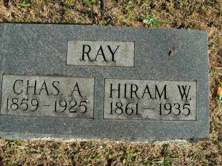 RAY, HIRAM W. - Boone County, Arkansas | HIRAM W. RAY - Arkansas Gravestone Photos
