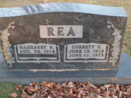 REA, CORBETT C. - Boone County, Arkansas | CORBETT C. REA - Arkansas Gravestone Photos