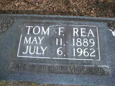REA, THOMAS FRANKLIN - Boone County, Arkansas | THOMAS FRANKLIN REA - Arkansas Gravestone Photos