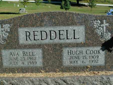 REDDELL, HUGH COOK - Boone County, Arkansas | HUGH COOK REDDELL - Arkansas Gravestone Photos