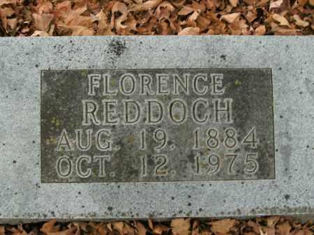 REDDOCH, FLORENCE - Boone County, Arkansas | FLORENCE REDDOCH - Arkansas Gravestone Photos