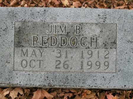 REDDOCH, JIM B. - Boone County, Arkansas | JIM B. REDDOCH - Arkansas Gravestone Photos