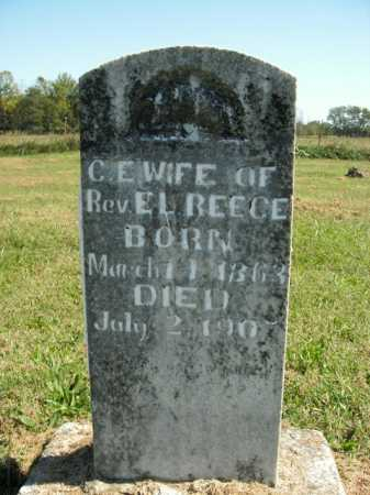 REECE, C.E. - Boone County, Arkansas | C.E. REECE - Arkansas Gravestone Photos