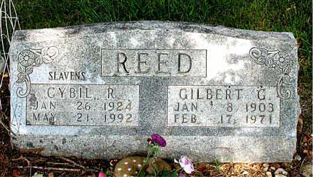 REED, CYBIL R. - Boone County, Arkansas | CYBIL R. REED - Arkansas Gravestone Photos
