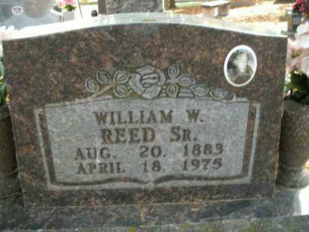 REED, SR, WILLIAM WILSON - Boone County, Arkansas | WILLIAM WILSON REED, SR - Arkansas Gravestone Photos