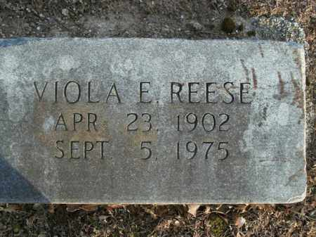 REESE, VIOLA E. - Boone County, Arkansas | VIOLA E. REESE - Arkansas Gravestone Photos