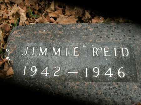 REID, JIMMIE - Boone County, Arkansas   JIMMIE REID - Arkansas Gravestone Photos