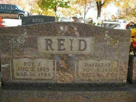 REID, ROY J. - Boone County, Arkansas | ROY J. REID - Arkansas Gravestone Photos