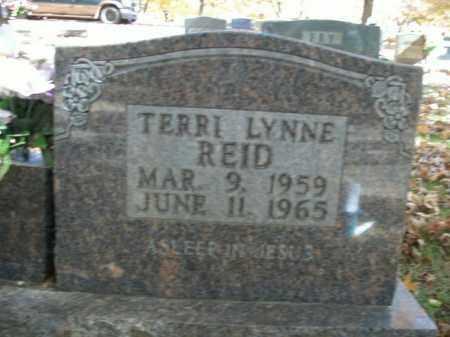 REID, TERRI LYNNE - Boone County, Arkansas | TERRI LYNNE REID - Arkansas Gravestone Photos