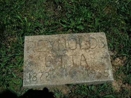 REYNOLDS, ETTA - Boone County, Arkansas | ETTA REYNOLDS - Arkansas Gravestone Photos