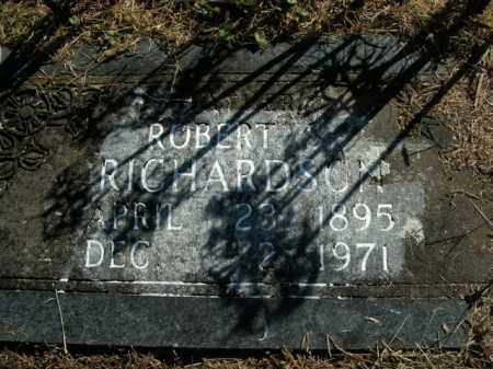RICHARDSON, ROBERT S. - Boone County, Arkansas | ROBERT S. RICHARDSON - Arkansas Gravestone Photos