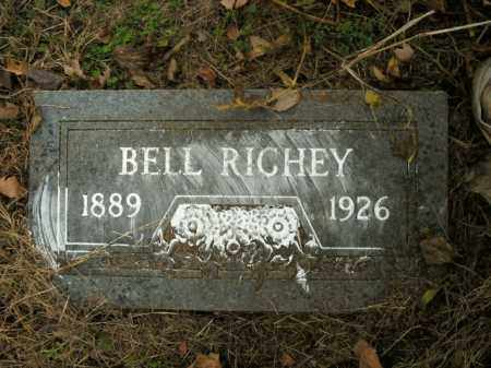 RICHEY, BELL - Boone County, Arkansas | BELL RICHEY - Arkansas Gravestone Photos