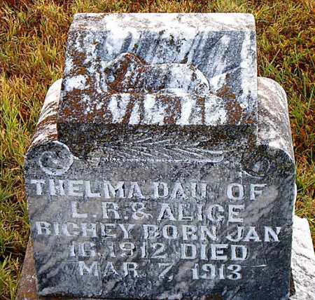 RICHEY, THELMA - Boone County, Arkansas | THELMA RICHEY - Arkansas Gravestone Photos