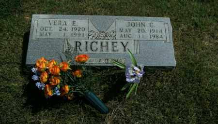 RICHEY, JOHN CLIFTON - Boone County, Arkansas | JOHN CLIFTON RICHEY - Arkansas Gravestone Photos