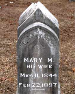 RIDDLESPERGER, MARY M. - Boone County, Arkansas | MARY M. RIDDLESPERGER - Arkansas Gravestone Photos