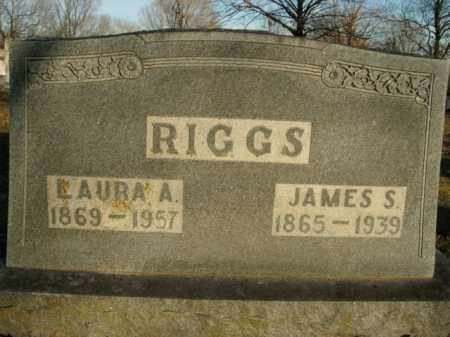RIGGS, LAURA A. - Boone County, Arkansas | LAURA A. RIGGS - Arkansas Gravestone Photos