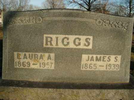 DRENNON RIGGS, LAURA A. - Boone County, Arkansas | LAURA A. DRENNON RIGGS - Arkansas Gravestone Photos