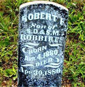 ROBBIRDS, ROBERT E. - Boone County, Arkansas | ROBERT E. ROBBIRDS - Arkansas Gravestone Photos