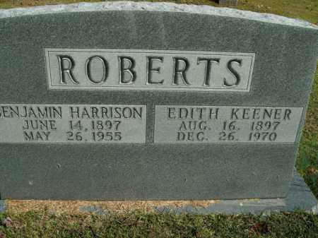 ROBERTS, EDITH - Boone County, Arkansas | EDITH ROBERTS - Arkansas Gravestone Photos