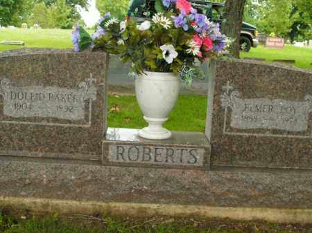 BAKER ROBERTS, DOLLIE - Boone County, Arkansas | DOLLIE BAKER ROBERTS - Arkansas Gravestone Photos